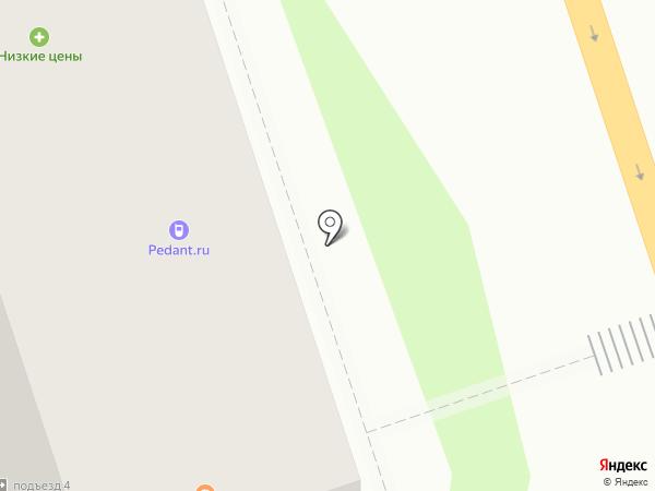 Суши wok на карте Курска