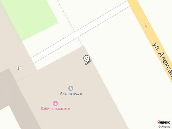 Курскоблагроснаб на карте Курска