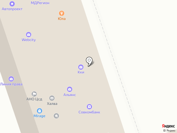 R17.ru на карте Курска