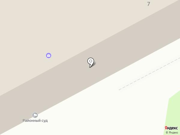 Ленинский районный суд г. Курска на карте Курска