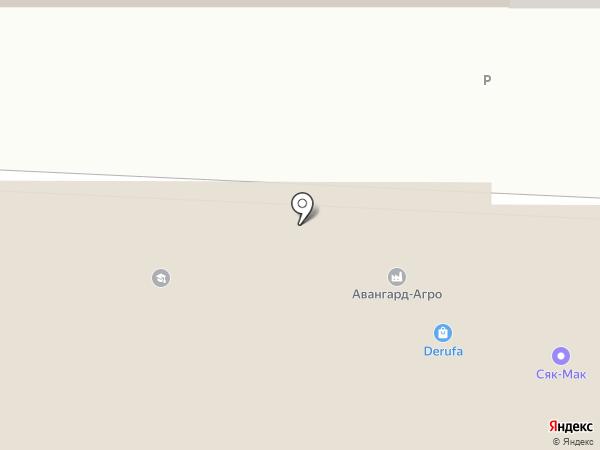 Международный институт экономики и права на карте Курска