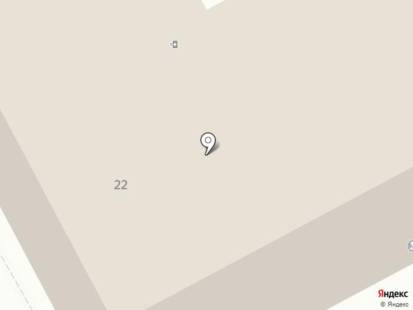 Управление Федеральной службы РФ по контролю за оборотом наркотиков по Курской области на карте Курска