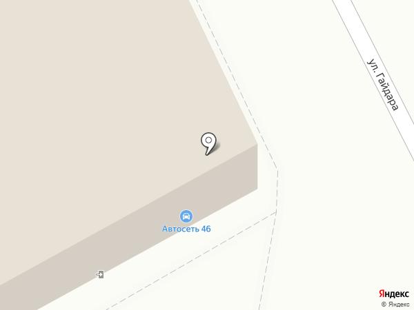 Лепнина Курск на карте Курска