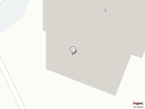 Капитель на карте Калуги