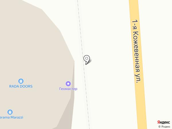 СтройГрад на карте Курска