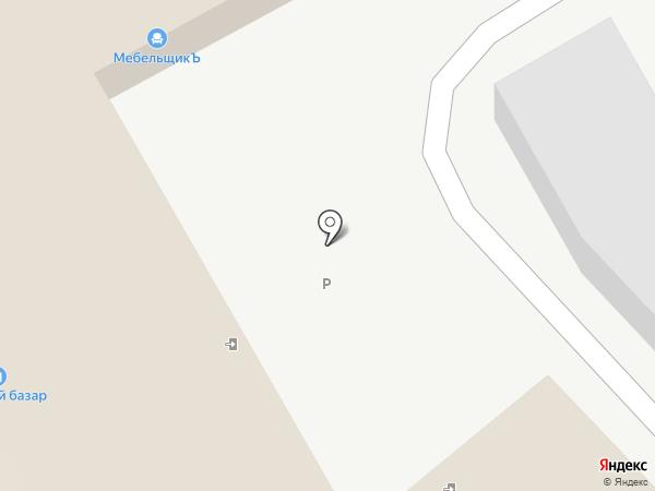 ОМ на карте Курска