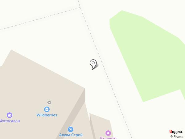 Шиворот-навыворот на карте Курска