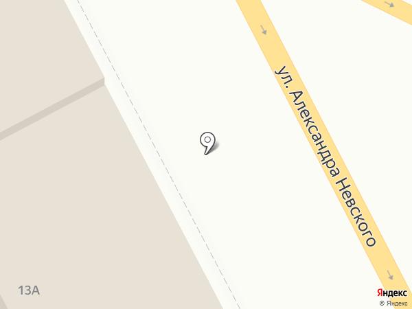 Лаборатория Пространственного Проектирования на карте Курска