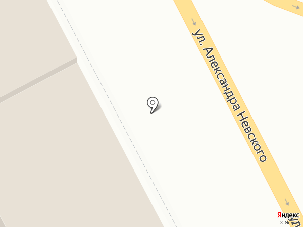 Дорожное радио Курск, FM 106.2 на карте Курска