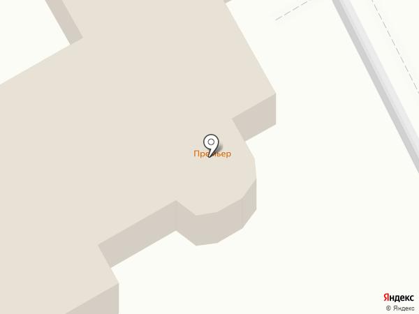 Премьер на карте Курска