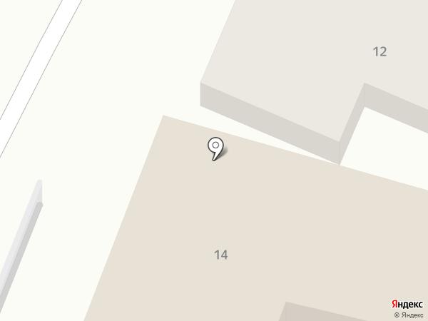 Девятка на карте Курска