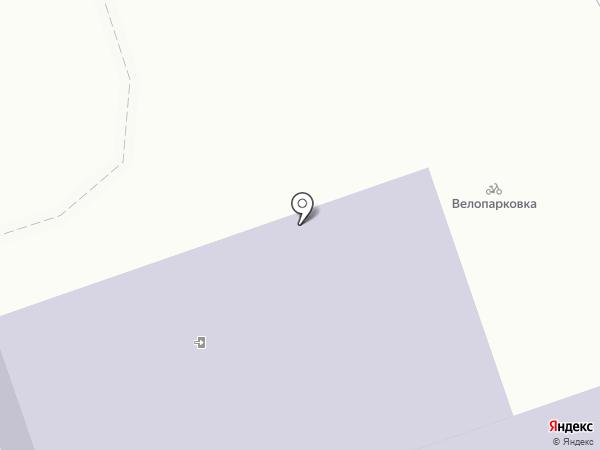 Региональный финансово-экономический институт на карте Курска