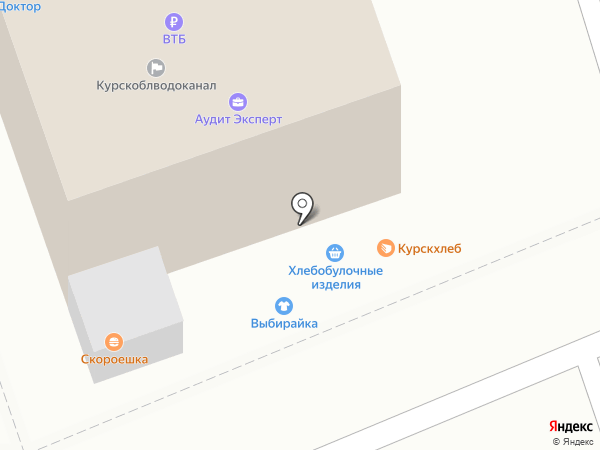 Выбирай-ка на карте Курска