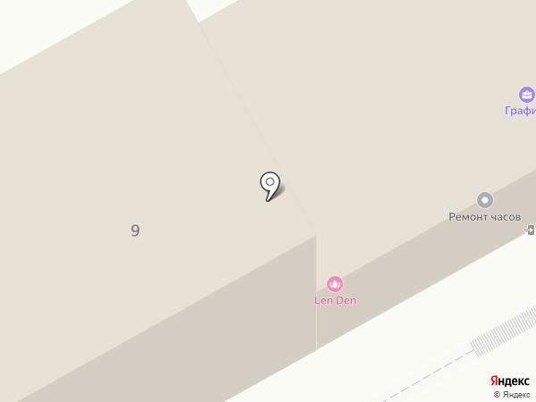 Реконт на карте Курска