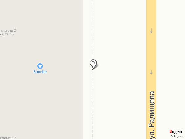 KONSUL на карте Курска