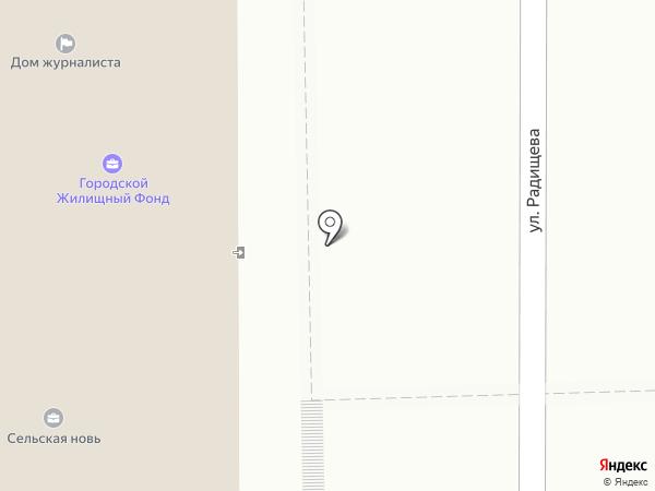 Банкомат, Росгосстрах банк, ПАО на карте Курска
