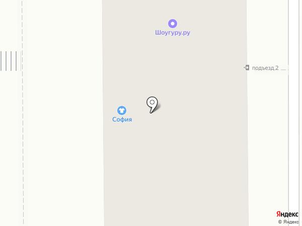 Фантазия на карте Курска