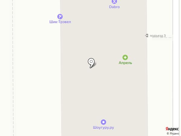 showguru.ru на карте Курска