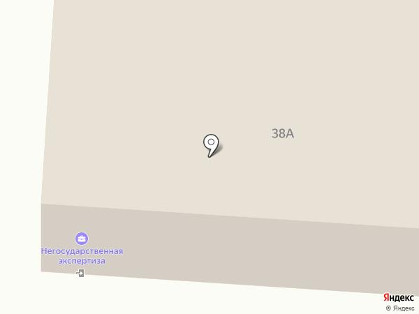 Папа на карте Курска