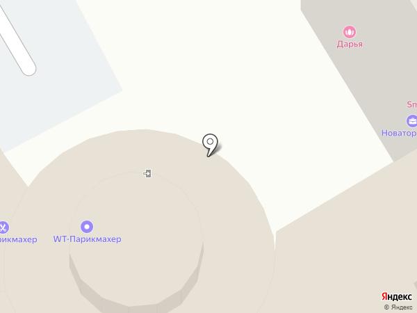 Мимино на карте Курска