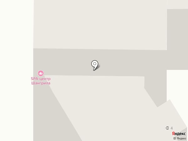Шангрила на карте Курска