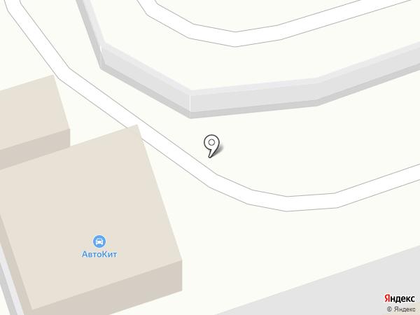 АвтоКит на карте Курска