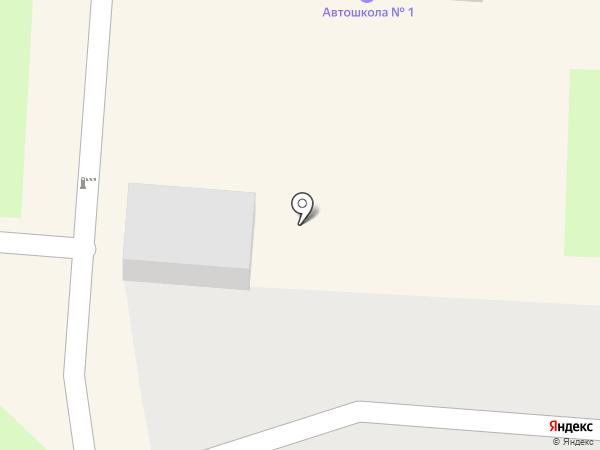 Тургостиница-Курск на карте Курска