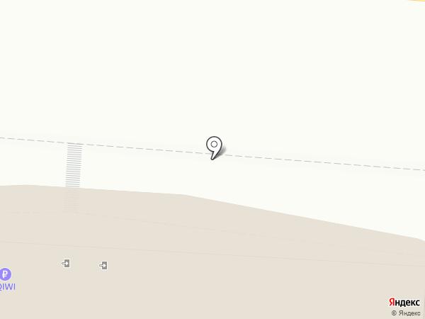Столовая на Садовой на карте Курска