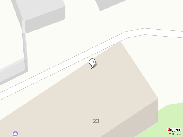 Адвокатский кабинет Боброва В.Г. на карте Курска