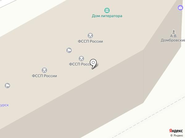 Альт на карте Курска