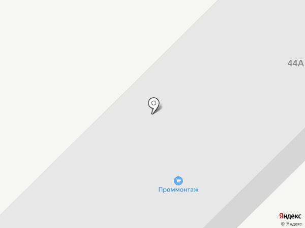 НИКС на карте Курска