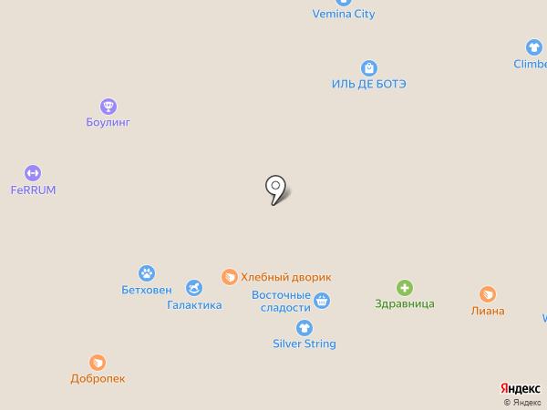 Студия экспресс-маникюра на карте Курска