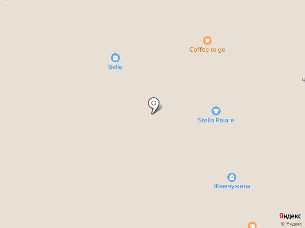 Vintag stil на карте Курска