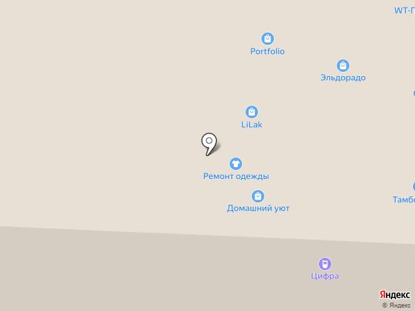 Vitacci на карте Курска