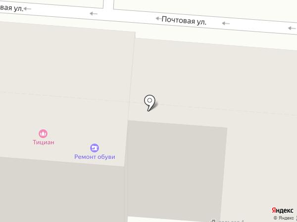 Магазин крепежных изделий и электроинструментов на карте Курска
