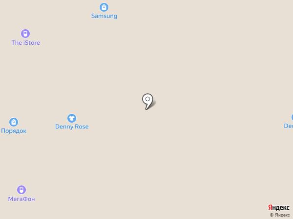 Синема 5-Central Park на карте Курска