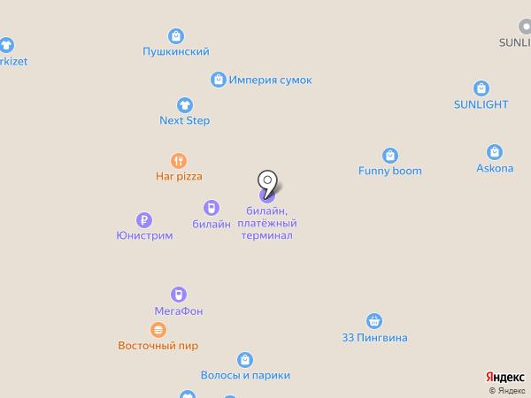 Asiana на карте Курска