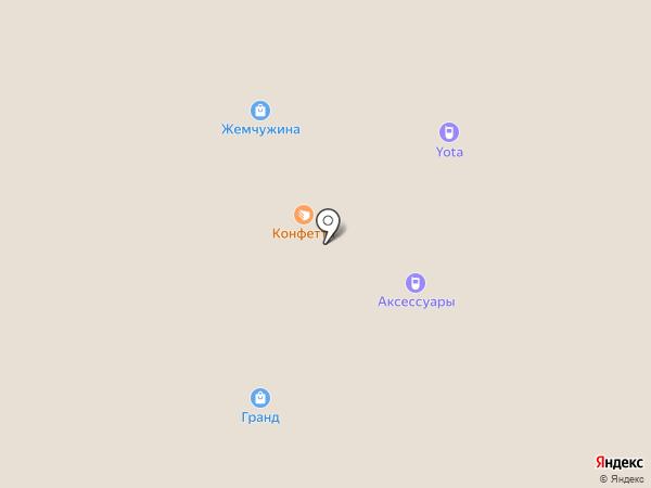 Jaklin на карте Курска