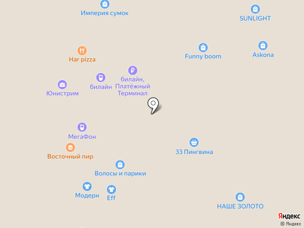 IRbeauty на карте Курска