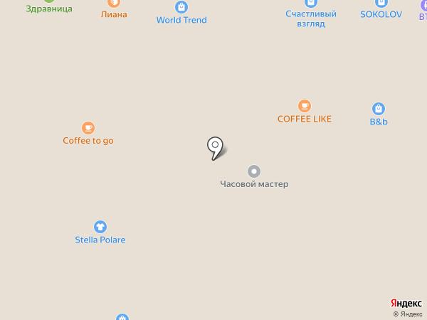 David Jones на карте Курска
