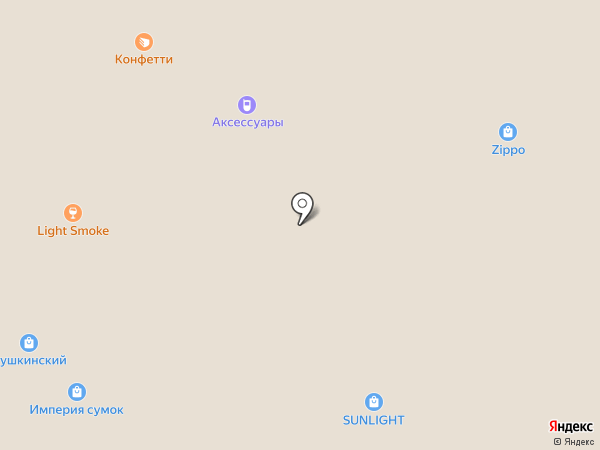 Эстетика волос на карте Курска