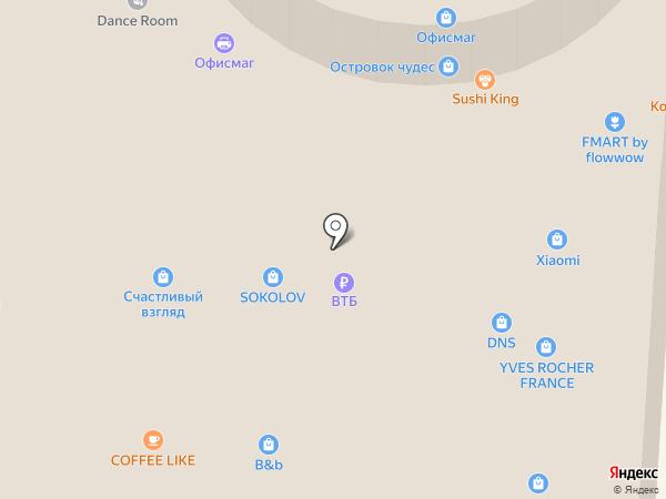 Технология красоты на карте Курска