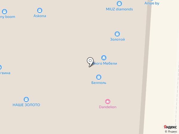 Автограв на карте Курска