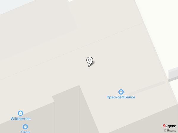 Тропинка на карте Курска