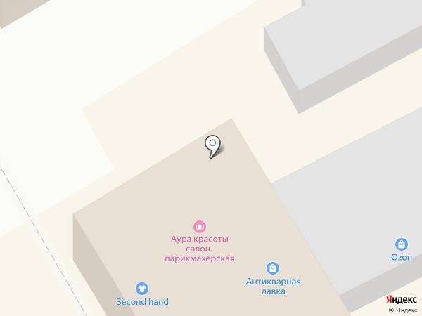 Азис на карте Курска