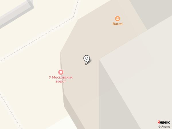 Ciber Zone на карте Курска