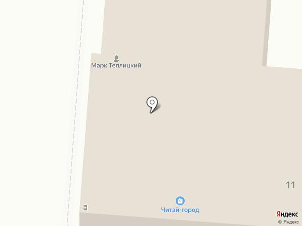 Единая Россия на карте Курска