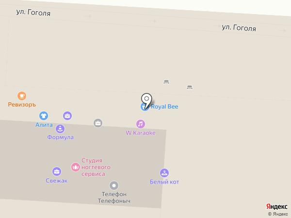 Sveжак на карте Курска