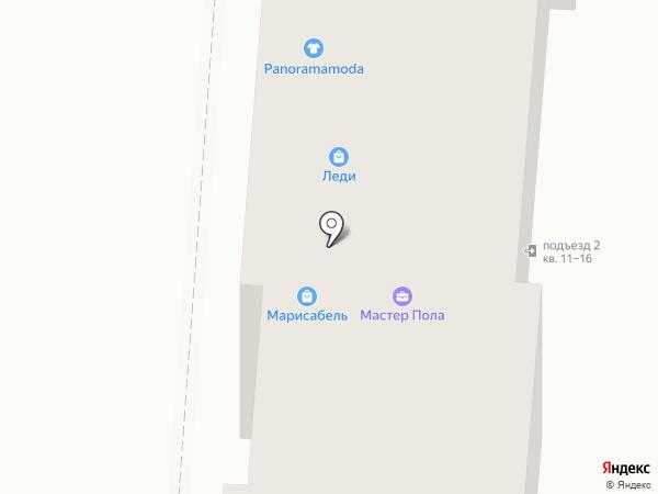 Тамбовчанка на карте Курска