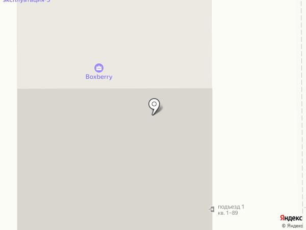 Управление и эксплуатация-3 на карте Калуги